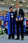 Dr. David Glassman & Matthew Wilkie, Lord Scholar by Beverly J. Cruse