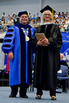 Dr. David Glassman & Dr. Lynne Curry, The Distinguished Faculty Award by Beverly J. Cruse