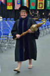 Dr. Melanie Burns, Commencement Marshal