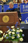 Dr. Bill Minnis, Student Speaker Mentor by Beverly J. Cruse