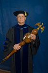 Gary Aylesworth, Commencement Marshal
