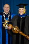 President Glassman, Barbara Lawrence by Beverly J. Cruse