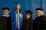 Dawn Paulson, Megan Fritzsche, April Flood, Diane Jackman