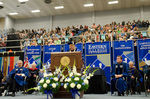 President Glassman, Linda Ghent, Provost Lord by Beverly J. Cruse
