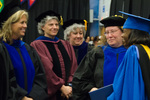 Graduates and Faculty by Beverly J. Cruse