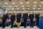 ROTC Commissioning of Officers by Beverly J. Cruse
