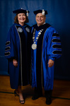 Board of Trustees Member Barb Bauer, President Glassman by Beverly J. Cruse