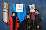Dr. Nora Pat Small, Dr. Angela Jacobs, Dr. Darren Hendrickson