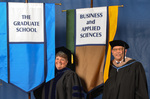 Dr. Melanie Burns, Dr. Doug ZuHone