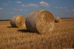 Cresap Farm Oat Harvest and Straw Baling by Ben Halpern