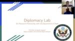 Diplomacy Lab by Kayla Crowder and Jeremiah Boyd Johnson