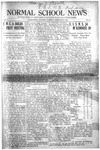 Daily Eastern News: February 08, 1916 by Eastern Illinois University