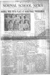 Daily Eastern News: March 07, 1916 by Eastern Illinois University