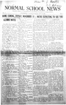 Daily Eastern News: October 24, 1916 by Eastern Illinois University