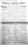 Daily Eastern News: September 12, 1916 by Eastern Illinois University