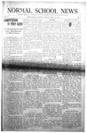 Daily Eastern News: September 19, 1916 by Eastern Illinois University