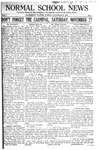 Daily Eastern News: November 16, 1920