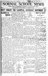 Daily Eastern News: November 23, 1920