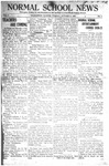 Daily Eastern News: October 12, 1920