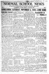 Daily Eastern News: October 26, 1920