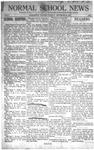 Daily Eastern News: September 28, 1920 by Eastern Illinois University