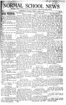 Daily Eastern News: April 05, 1921 by Eastern Illinois University