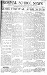 Daily Eastern News: April 19, 1921