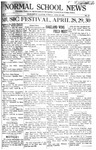 Daily Eastern News: April 26, 1921 by Eastern Illinois University