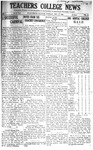 Daily Eastern News: December 13, 1921 by Eastern Illinois University