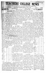 Daily Eastern News: December 20, 1921