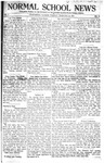 Daily Eastern News: February 15, 1921 by Eastern Illinois University