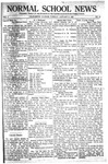 Daily Eastern News: January 11, 1921 by Eastern Illinois University