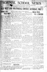 Daily Eastern News: May 03, 1921 by Eastern Illinois University
