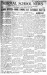 Daily Eastern News: May 24, 1921 by Eastern Illinois University