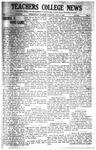 Daily Eastern News: November 08, 1921 by Eastern Illinois University