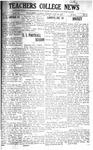 Daily Eastern News: November 29, 1921 by Eastern Illinois University