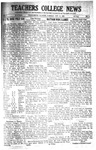 Daily Eastern News: October 11, 1921