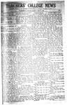 Daily Eastern News: September 20, 1921 by Eastern Illinois University