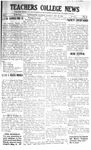 Daily Eastern News: February 28, 1922 by Eastern Illinois University