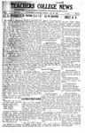 Daily Eastern News: January 24, 1922 by Eastern Illinois University