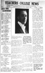 Daily Eastern News: March 07, 1922 by Eastern Illinois University