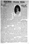 Daily Eastern News: March 14, 1922 by Eastern Illinois University