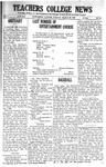 Daily Eastern News: March 28, 1922 by Eastern Illinois University