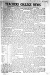 Daily Eastern News: May 23, 1922 by Eastern Illinois University