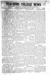 Daily Eastern News: May 30, 1922 by Eastern Illinois University