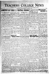Daily Eastern News: November 13, 1922 by Eastern Illinois University