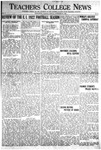 Daily Eastern News: November 20, 1922 by Eastern Illinois University