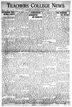 Daily Eastern News: September 19, 1922 by Eastern Illinois University