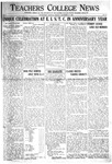 Daily Eastern News: December 10, 1923 by Eastern Illinois University