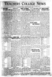 Daily Eastern News: January 08, 1923 by Eastern Illinois University